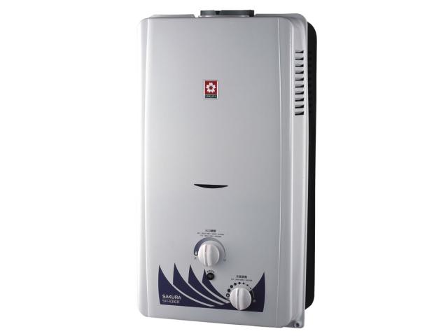 SH-1016R 10L熱水器