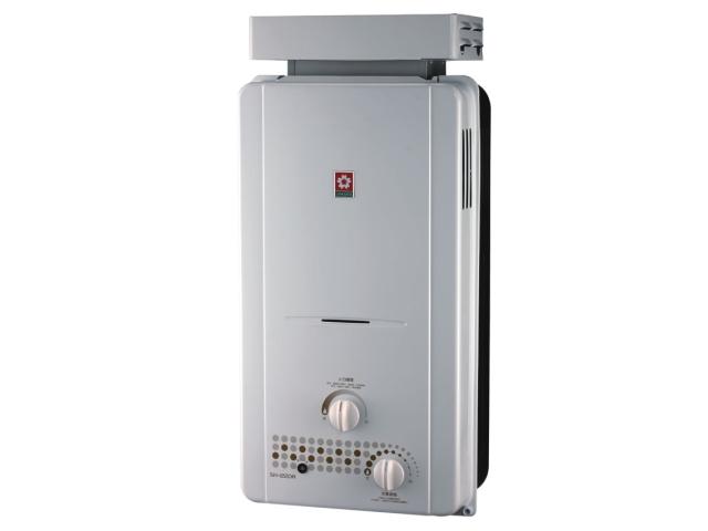 SH-1220RS 12L熱水器