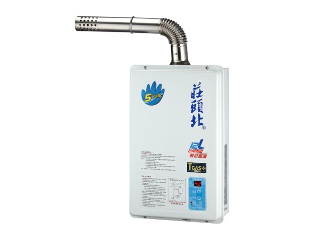 TH-7122FE 12L熱水器