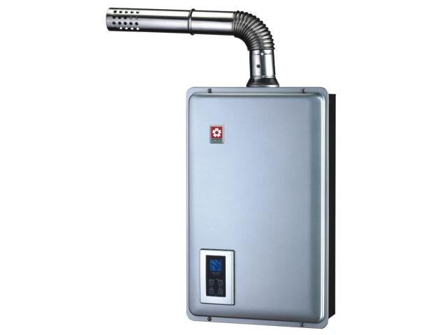 SH-1670 16L熱水器